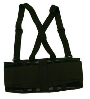 McGuire Nicholas Back Support Belt with Suspenders Medium Large 32 46