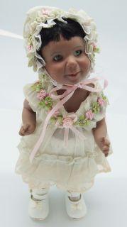 Melissa McCrory 10 Rosie Doll All Porcelain Artist Original AA Tina