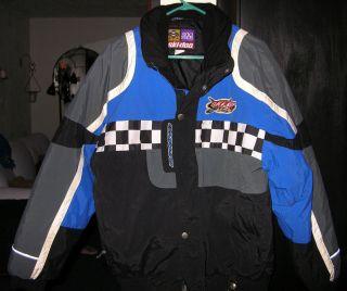 Mens Size XL x Large Ski Doo Racing Snowmobile Jacket Coat Gently Used