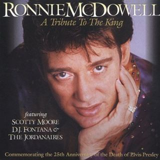 McDowell Ronnie Tribute to The King CD New 030206636321