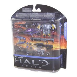 McFarlane Toy Action Figure Halo Reach 5 Weapon Pack