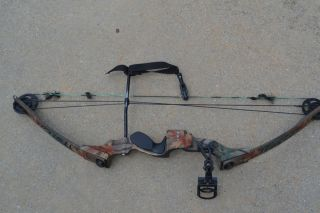 McPherson Mark VIII Compound Bow