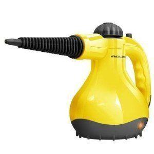 McCulloch MC1226 Handheld Steam Carpet Floor Home Upholstery Cleaner
