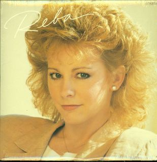 Reba McEntire Reba MCA Records CMA 42134 LP