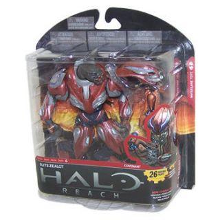 McFarlane Toy Action Figure Halo Reach 6 Elite Zealot