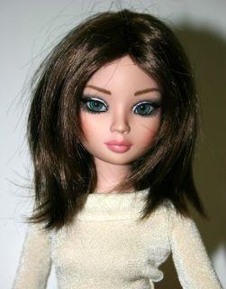 Layered Dark Brown Wig Size 7 1 4 Ellowyne American Model May