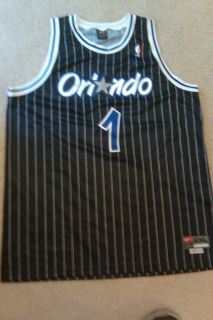 NBA Authentic Jersey Nike 2XL Orlando Magic Tracy McGrady