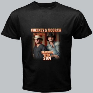 The Sun Tour Featuring Kenny Chesney and Tim McGraw T Shirt Tee
