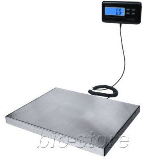 New 440 lbs Digital Body Weight Medical Scale Patient Platform Bench
