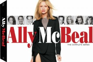 Ally McBeal The Complete Series DVD 2009 31 Disc Set