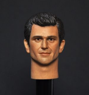 Headplay Mel Gibson 1 6 Figure Head Sculpt Braveheart Lethal Weapon