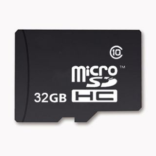 SD SDHC Memory Card 32GB C10 Adapter Cameras Cell Phones C