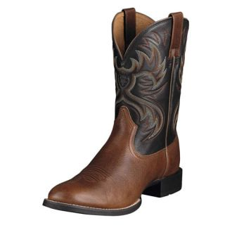 Ariat Maple Heritage Horseman 11 10002581 Riding Boots Mens