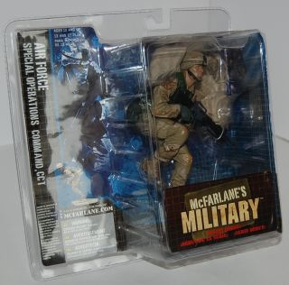McFarlane Military New in Box Collectible Action Figure