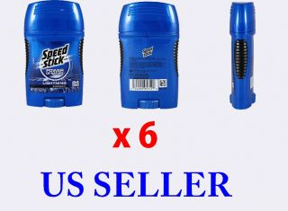 Mennen Speed Stick Deodorant LIGHTNING 24 Hr htf x6 Lot of 6 Low price