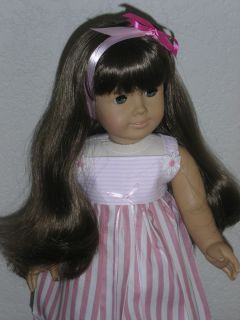 Pleasant American Girl Molly Doll Pre Mattel One of The Very First w