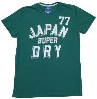 New Mens T Shirts SUPERDRY Men`s T Shirt Size L