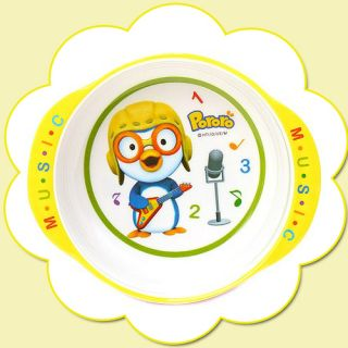 Pororo Melamine Little Soup Bowl Korea Animation Character