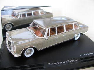 43 Mercedes Benz 600 Pullman 1964