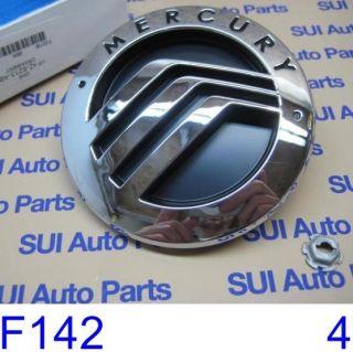 Mercury Sable Grand Marquis New Chrome Front Grille Emblem F142 3Z Qty