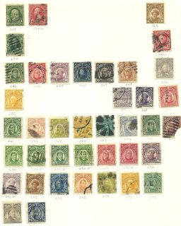 United States Philippine Islands Used Stamps My 2574