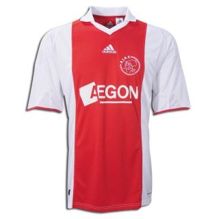 NWT Adidas Ajax Netherlands Football Soccer Shirt Jersey Holland Mens