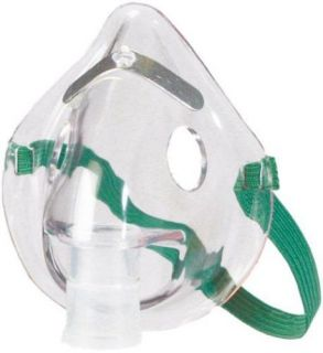 Pediatric Aerosol Neb Mask Nebulizer Masks Medx Breathing Treatments