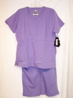 Dickies Medical Uniforms Black Label Scrubs Lot 50