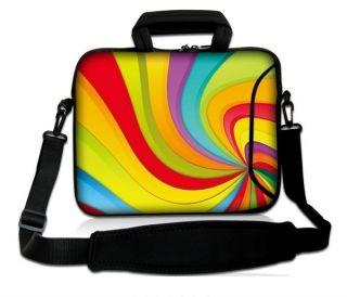 17 inch 17 3 Laptop Sleeve Case Messenger Bag Fr Apple MacBook Pro HP