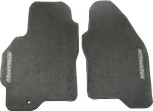 Mercury Mystique Floor Mats Alchemy Blue Front 95 96 97 98 99 00