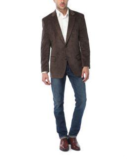 Bill Blass Essentials Single Breasted Corduroy Sportcoat