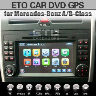 ETO Mercedes Benz A160 A180 B200 Viano Vito Sprinter Auto Radio Car