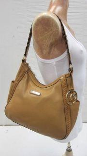 Authentic Michael Michael Kors Light Brown Shoulder Bag