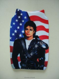 Michael Jackson Mobile Cell Phone Sock Pouch  iPod