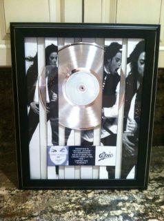 Michael Jackson Platinum Music Award RIAA Madonna MTV Janet Grammy Jay