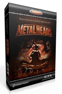 Toontrack Metalheads EZX Tomas Haake Meshuggah License