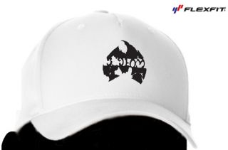 Method Man Logo Flexfit Fitted Hat Wu Tang Clan Classic Hip Hop Rap
