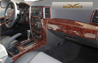 Mercedes Benz 190 Wood Dashboard Interior Trim Dash Kit DK2168