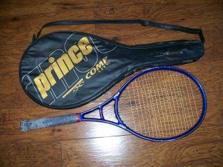 Prince Michael Chang Graphite Longbody Tennis Racquet 730 power level
