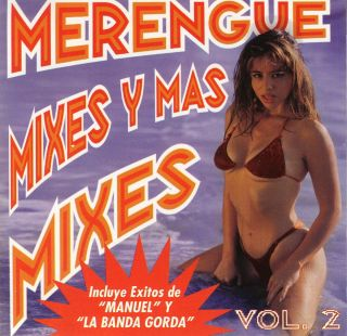 Merengue Mixes Y mas Mixes Vol 2 CD Musical Productions Inc MP Online