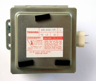 Genuine Toshiba Magnetron for Microwave Oven Type 2M240H