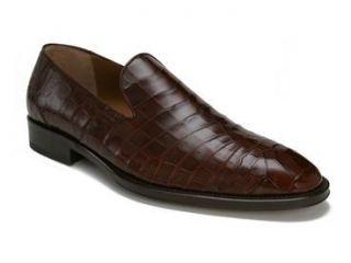 Mezlan Mens Casanova Dress Shoe Genuine Alligator Sport