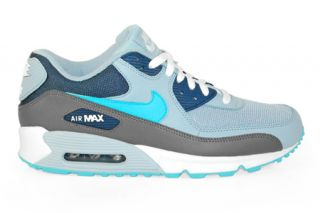 Max 90 Blue Grey Tide Pool Blue Midnight Navy White 325018 416