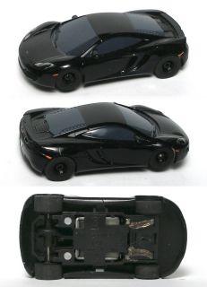 2011 Micro Scalextric McLaren MP4 12C GT HO Slot Car WOW Very Sleek