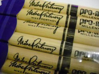 12 Sets of Pro Mark Mike Portnoy Drumsticks