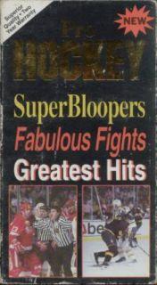 Wayne Gretzky Brett Hull Bobby Orr Mike Bossy More VHS