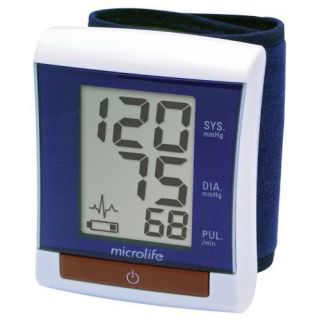 Microlife Wrist Blood Pressure Monitor Model BP3MY1 1P 1 Ea