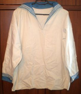 Russian Soviet Military Navy Uniform Sailor 1953 Jacket
