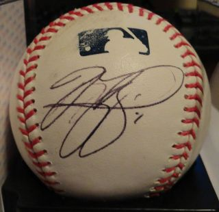 Mike Piazza Autographed Auto Signed Baseball PSA DNA All Star Mets
