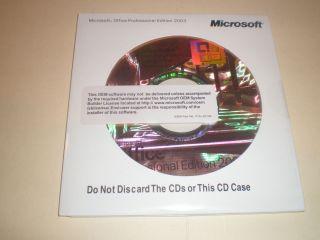 Microsoft Office 2003 Professional Edition Full Version
